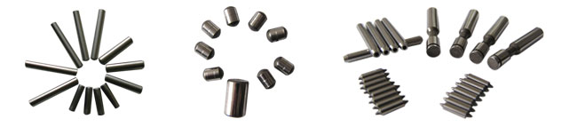 Needle Rollers and Cylindrical Rollers